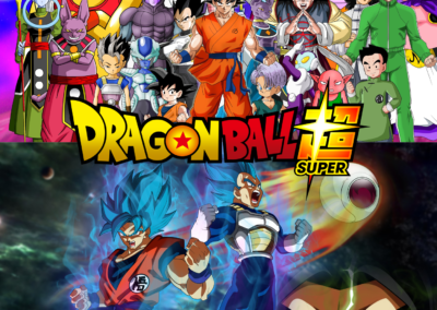 DRAGON BALL SUPER ptova 2 telo